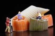 Foodexperts At Work © Liz Collet